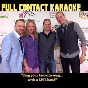 Full Contact Karaoke - Karaoke Band - Louisville, KY