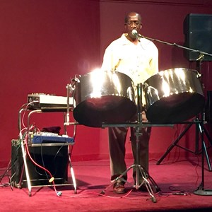 Stow Reggae Singer | Caribbean Authentics/Steeldrum w/Vocals