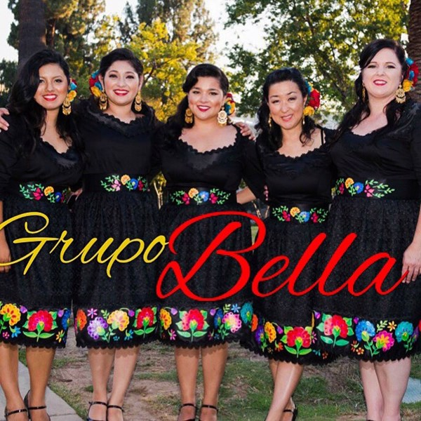 Grupo Bella - Mariachi Band - Los Angeles, CA