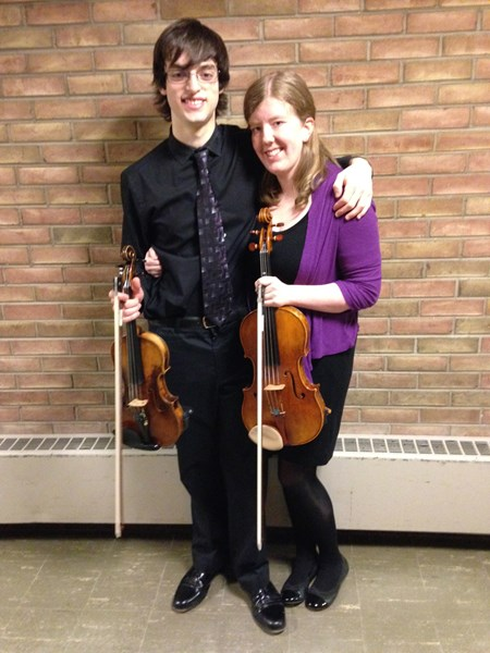 The Violet String Duo - Classical Duo - Ann Arbor, MI