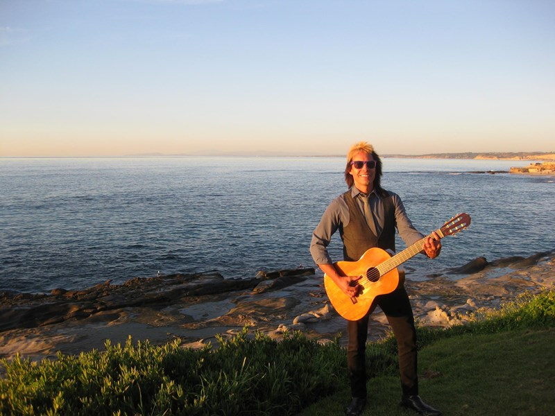 Guitarist James Clarkston - Classical Guitarist - San Diego, CA