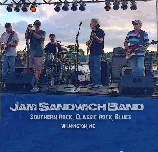 The Jam Sandwich Band - Classic Rock Band - Wilmington, NC