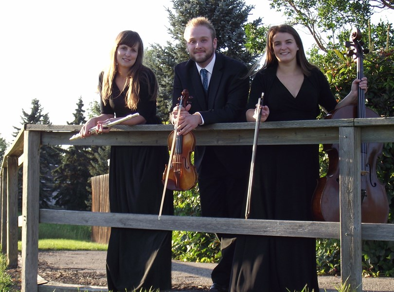 Exquisite Melodies - Classical Trio - Regina, SK