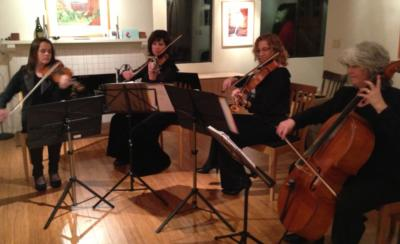 Garden Strings | San Leandro, CA | Classical String Quartet | Photo #7
