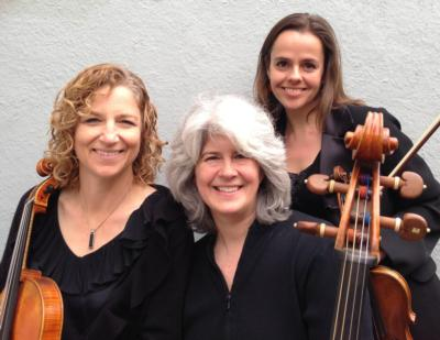 Garden Strings | San Leandro, CA | Classical String Quartet | Photo #1