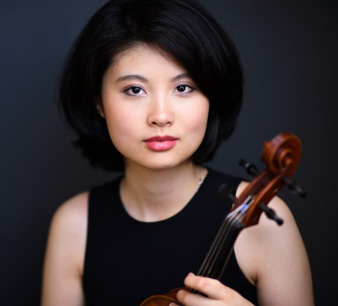 Ashlee Yan - String Quartet - New York City, NY