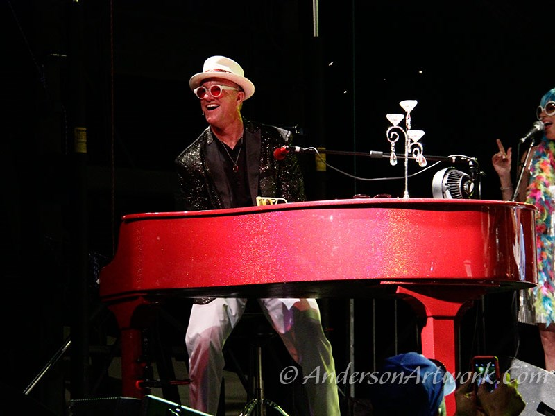 Elton John Tribute Band - Elton John Impersonator - Kansas City, MO