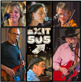 Exit 505 - Cover Band - Kerrville, TX