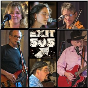 Concan Bluegrass Band | Exit 505