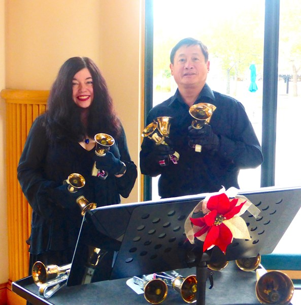 Larry and Carla - Handbell Duets - Handbell Choir - Holland, MI