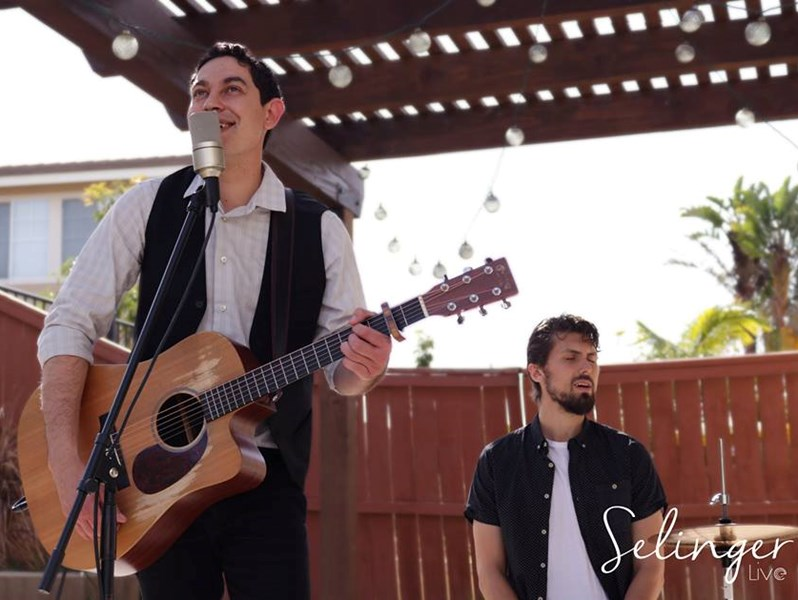 Selinger Live - Acoustic Duo - San Diego, CA