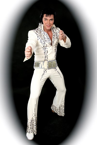 Elvis by Tim Welch - Elvis Impersonator - Las Vegas, NV