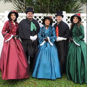 Boynton Beach, FL Christmas Caroler | Victorian Voices of South Florida