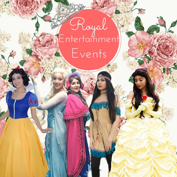 Royal Entertainment - Princess Party - Clarksville, TN