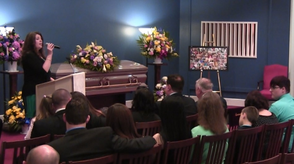 Shirley Maness funeral