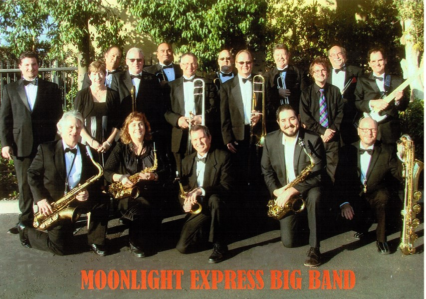 Moonlight Express Big Band - Big Band - Fullerton, CA