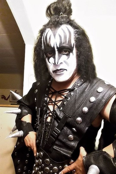 michael  zimmonz - Kiss Tribute Band - Dracut, MA