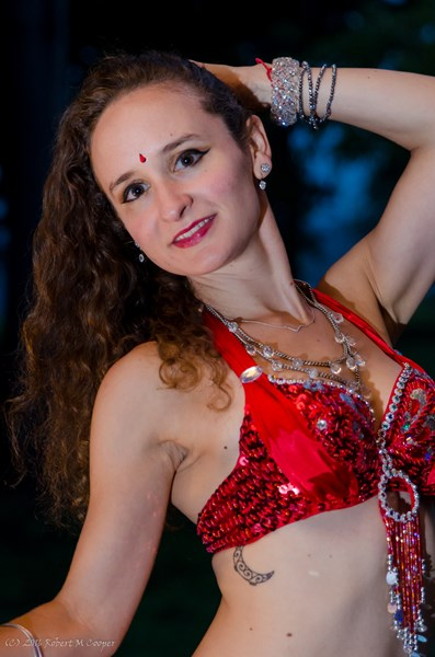 Serafina Sparkles - Belly Dancer - Boulder, CO