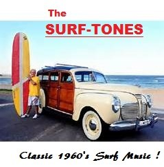 """The SURF TONES"" - Oldies Band - Wilmington, NC"