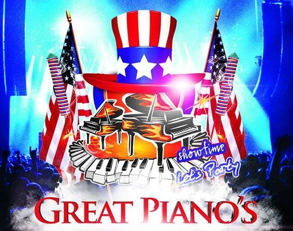 Great Pianos - Dueling Pianist - San Diego, CA