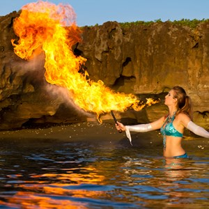 Boynton Beach, FL Fire Dancer | Groovolution Entertainment