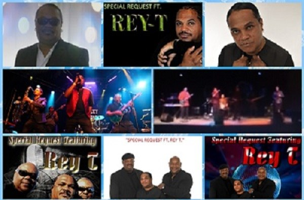 Special Request Ft. Rey T. - R&B Band - Fairfield, CA