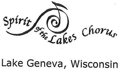 Spirit of the Lakes Womens Chorus - A Cappella Group - Lake Geneva, WI