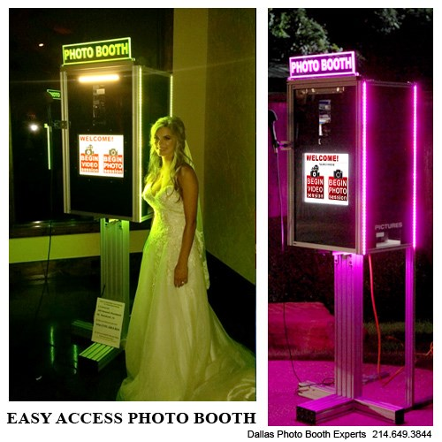 Dallas Photo Booth Experts - Photo Booth - Allen, TX