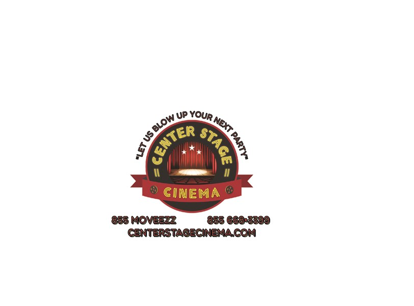Center Stage Cinema Inflatable Movie Screens - Party Inflatables - Chatsworth, CA