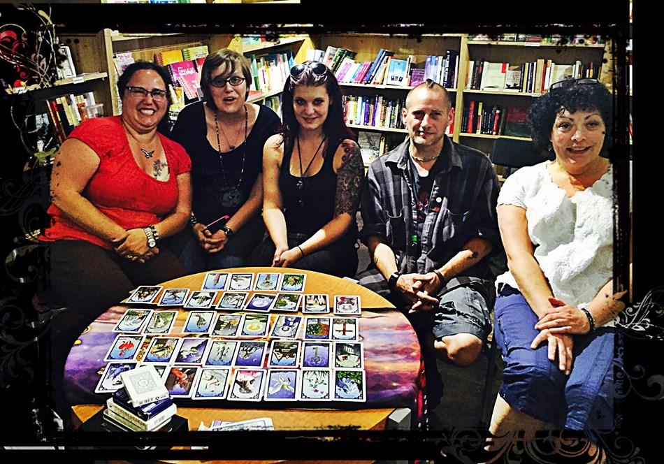 Bookstore Lenormand event & class