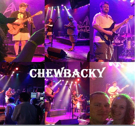 Chewbacky Band - Cover Band - Mount Pleasant, SC