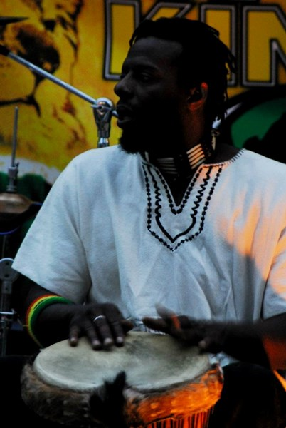 JAH KINGS featuring Alexander Kofi - Reggae Band - Crestone, CO