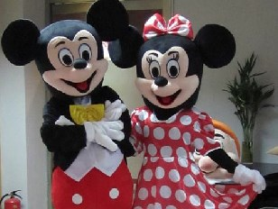 Budget Birthdays - Costumed Character - Los Angeles, CA