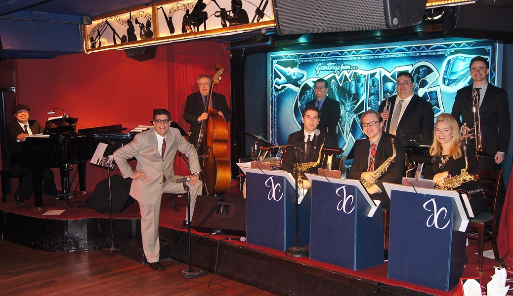 Jerry Costanzo & His Gotham City Swingers - Jazz Band - Manchester Township, NJ