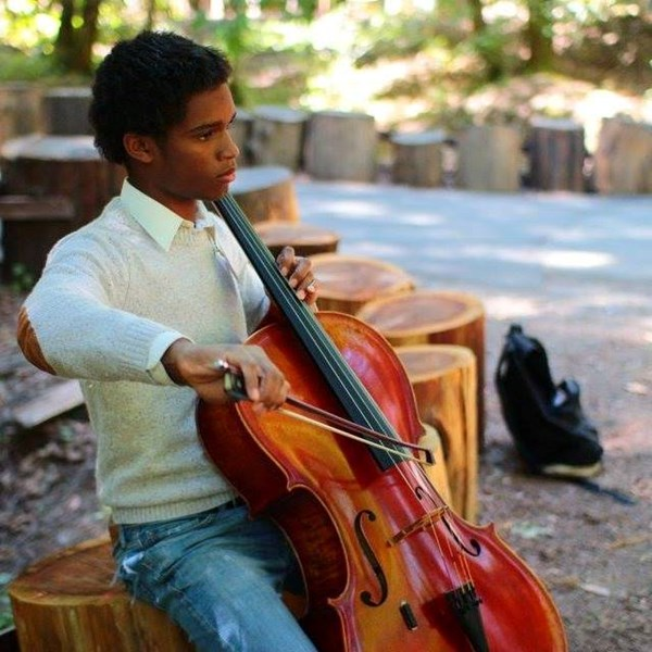 Ryan Frierson - Classical Cellist - Moreno Valley, CA