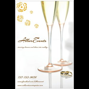 Hampton, VA Event Planner | AllurEvents LLC