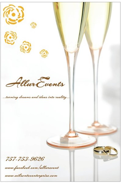 AllurEvents LLC - Event Planner - Hampton, VA