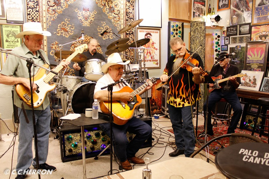 Palo Duro Canyon Band - Country Band - Denton, TX