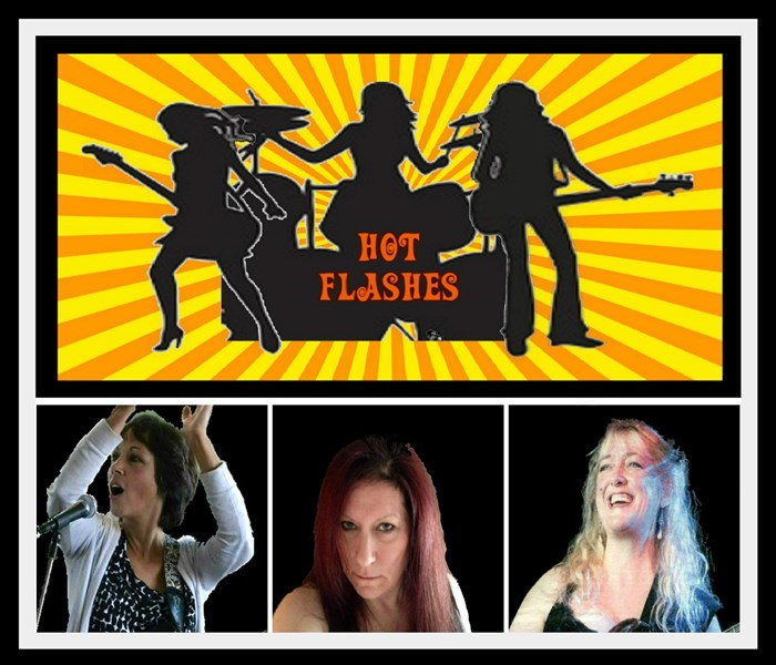 Hot Flashes - Cover Band - Newton, NJ