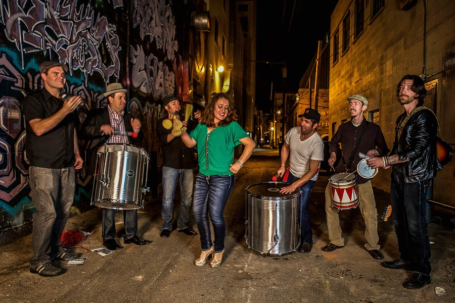 BARACUTANGA - Latin (South American) Music! - Latin Band - Albuquerque, NM