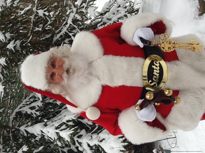 Santa Sam Hopeck - Santa Claus - Commerce Township, MI