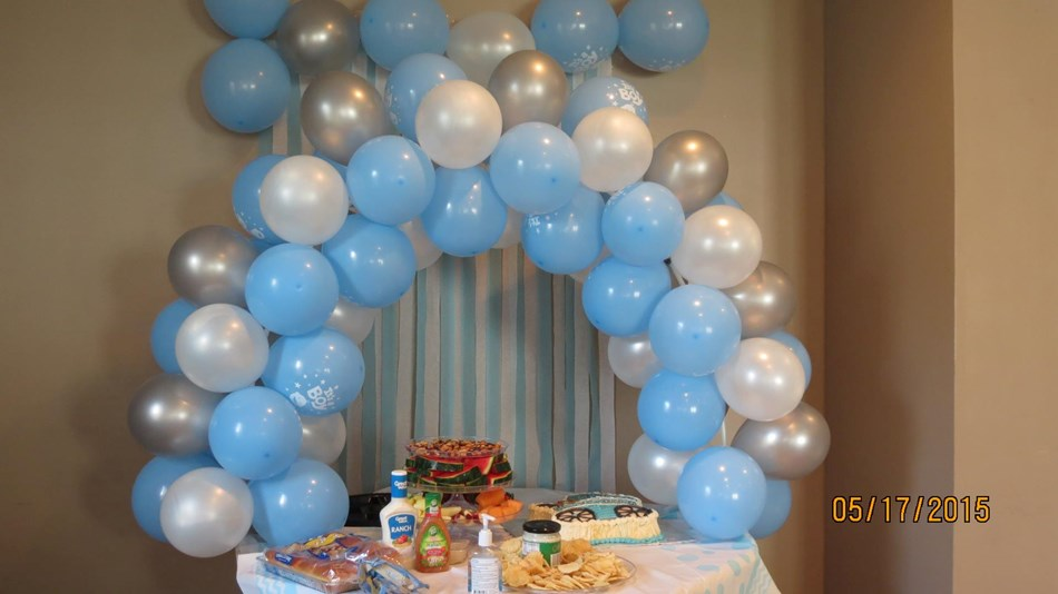 It's A Boy Babyshower