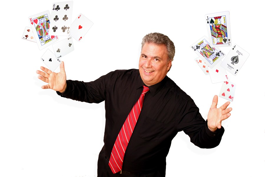 "Sean ""The Prankster"" Magician - Magician - Windham, NY"