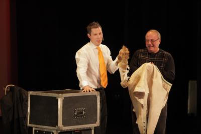 Anders Corporate Entertainer/Trade Show Infotainer | Winnipeg, MB | Magician | Photo #10