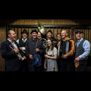 Cambridge, MA Klezmer Band | Klezwoods: Boston's Best Klezmer / Balkan Party Ba