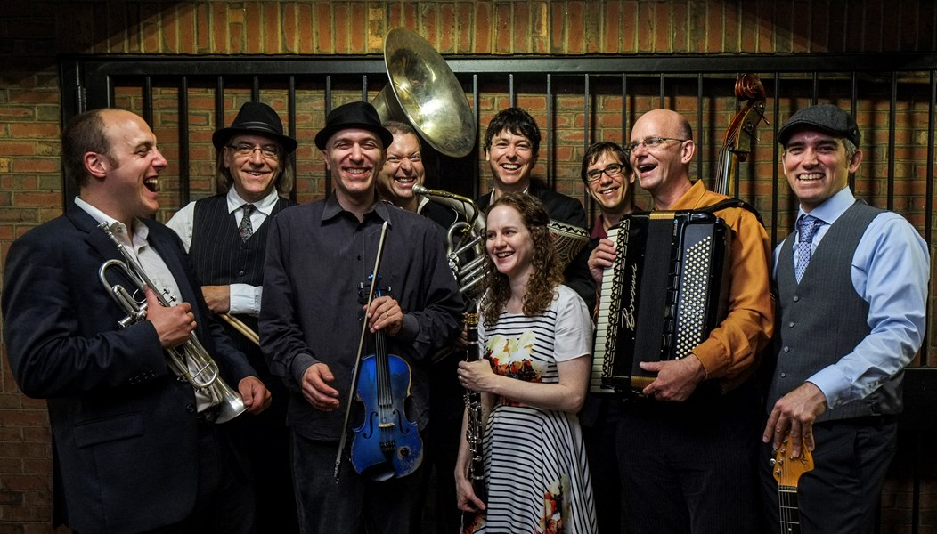 Klezwoods: Boston's Best Klezmer / Balkan Party Ba - Klezmer Band - Cambridge, MA