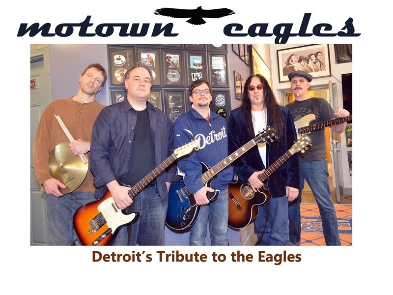 Motown Eagles Tribute  - Classic Rock Band - Troy, MI