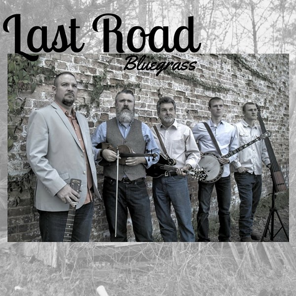 Last Road - Bluegrass Band - Easley, SC