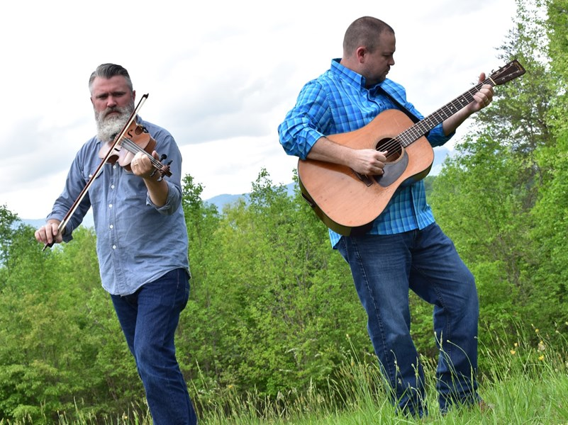 Mountain Bridge - Bluegrass Band - Greenville, SC