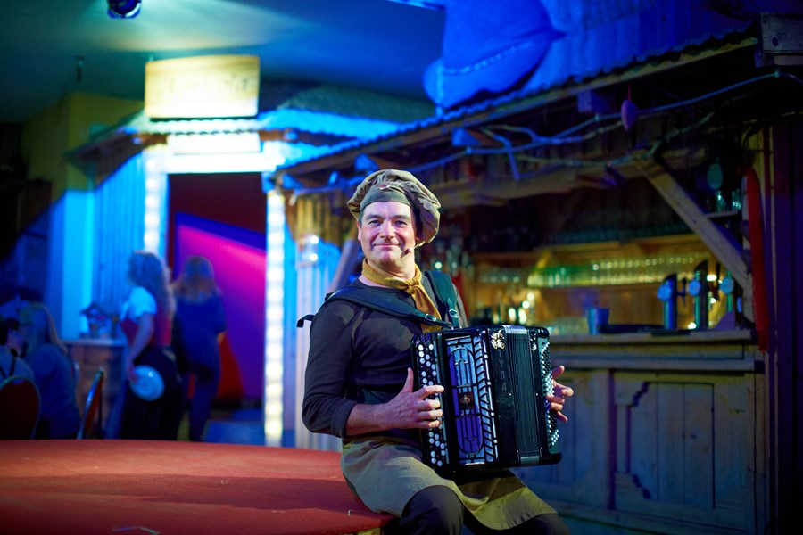 Sergey Krutikov - Accordion Player - Seattle, WA